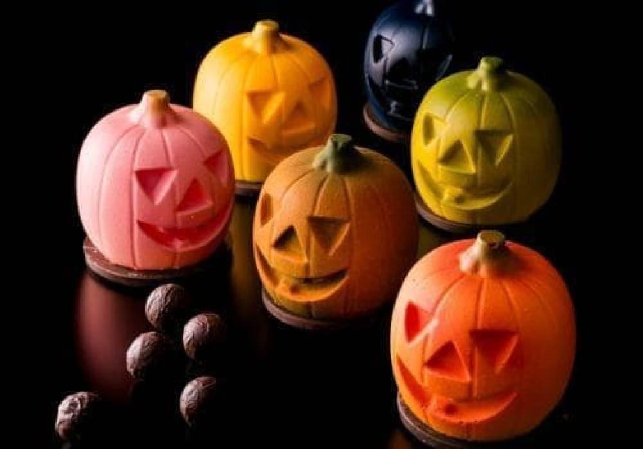 ザ・キャピトルホテル 東急「チョコかぼちゃ」