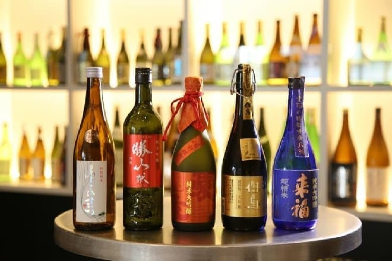 SAKE COMPETITION 2016、各部門1位受賞瓶
