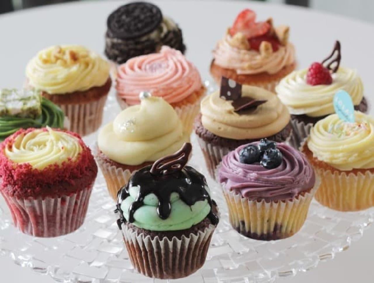 LOLA'S Cupcakes(ローラズ・カップケーキ) カップケーキ