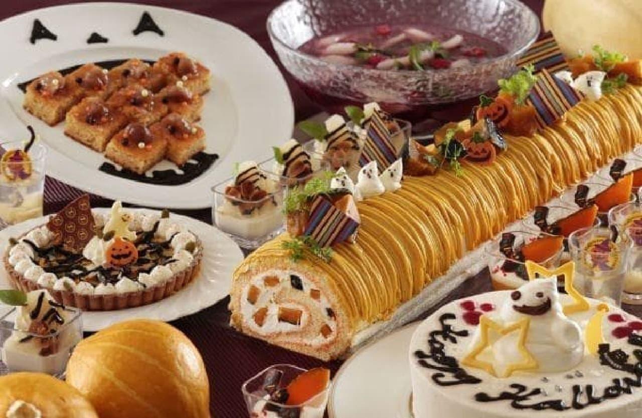 横浜ベイシェラトン ホテル&タワーズ「Sweets Parade~Happy Halloween~」