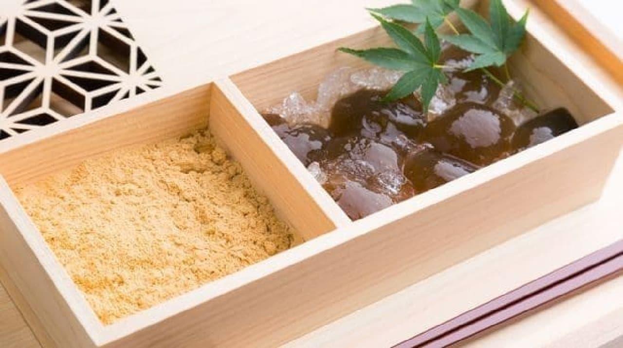 鎌倉屋 こまち茶屋「特製 本わらび餅」