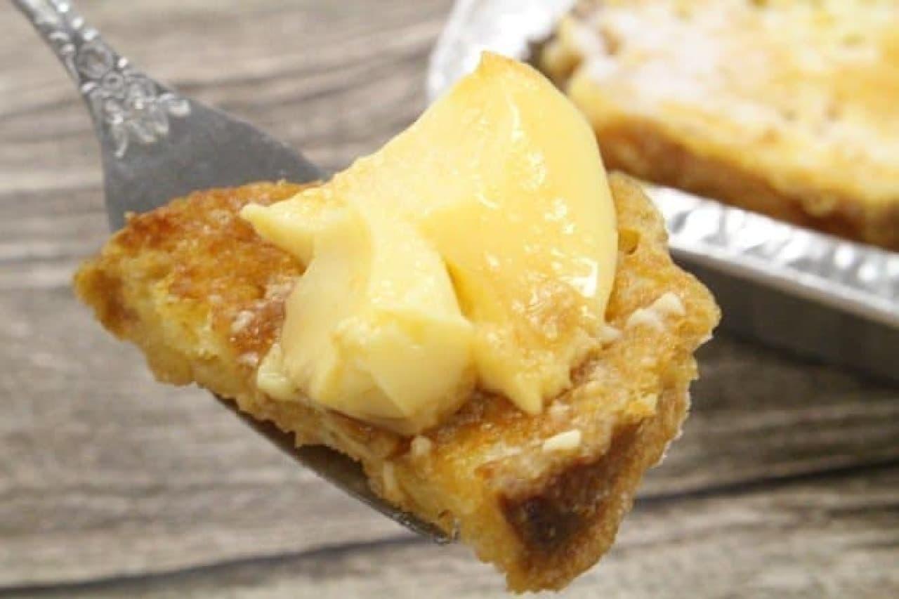成城石井「バゲットの純生クリームフレンチトースト」
