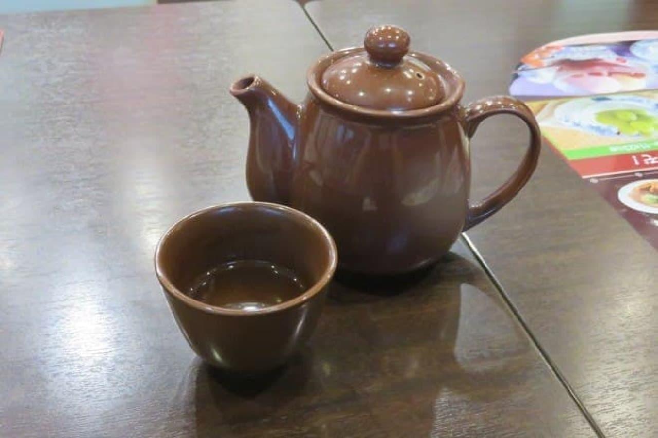 バーミヤン 中国茶
