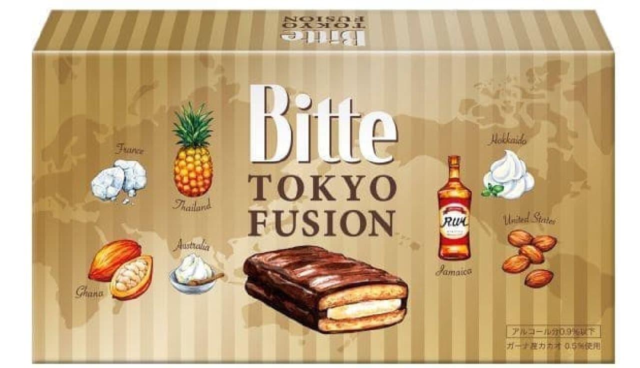 Bitte(ビッテ)TOKYO FUSION(トーキョーフュージョン)