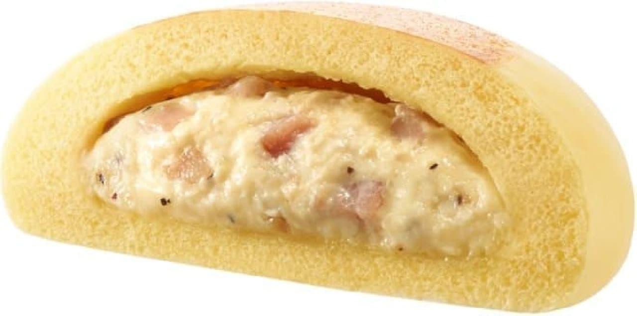 ミニストップ「大人のチーズまん」