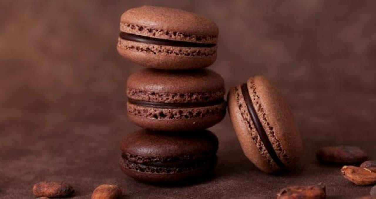 リンツ「ダークチョコレートデリース」3種