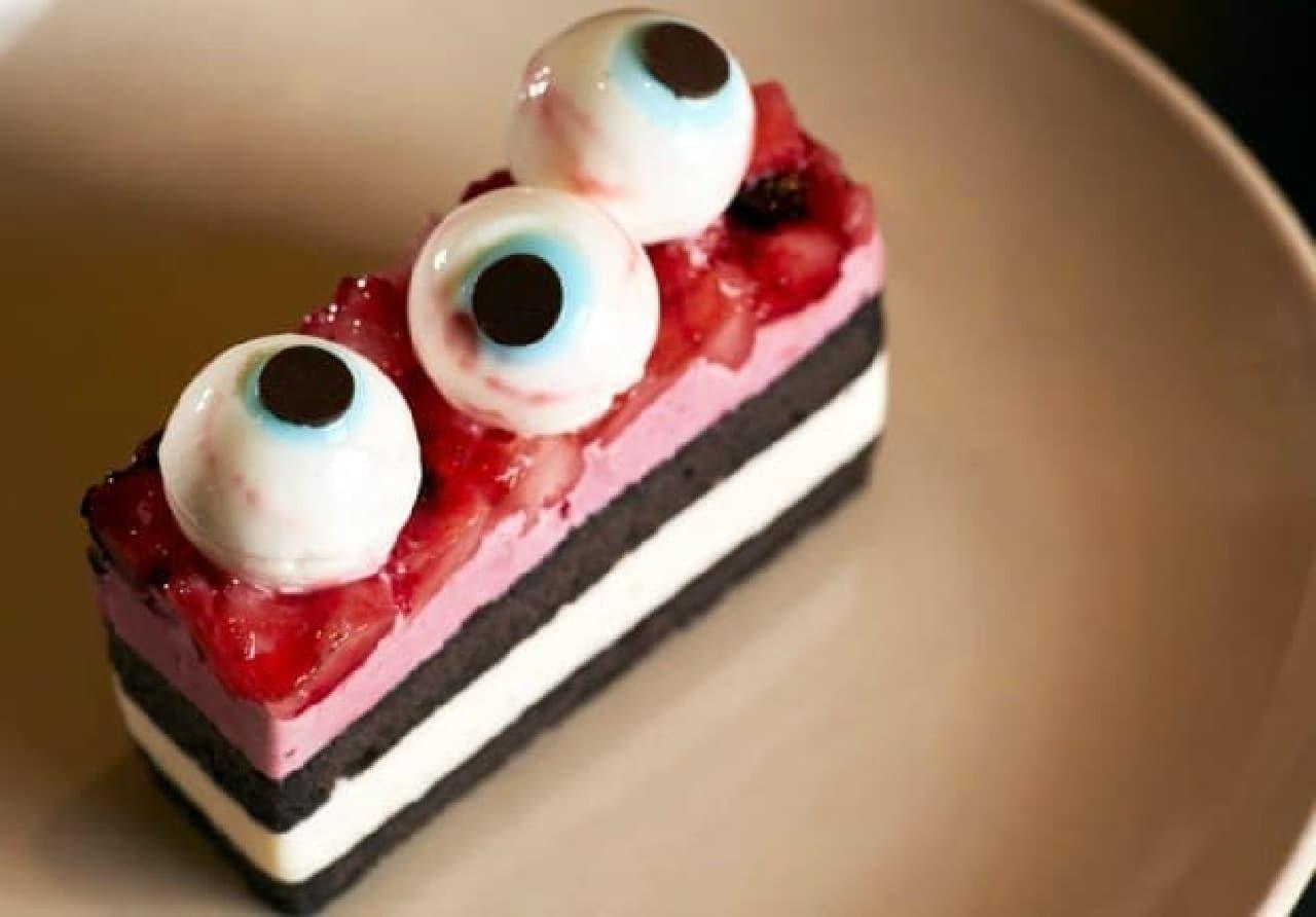 イー・エー・グラン「ベリーのハロウィンアイケーキ」