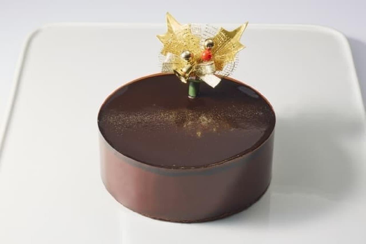 チョコムースケーキ4号