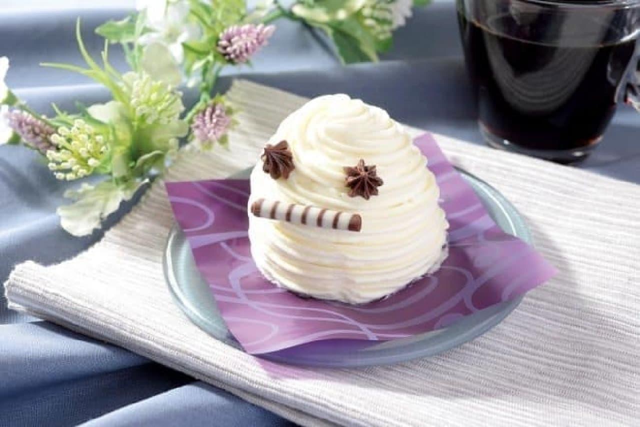 ローソン「おばけのケーキ チョコレート」