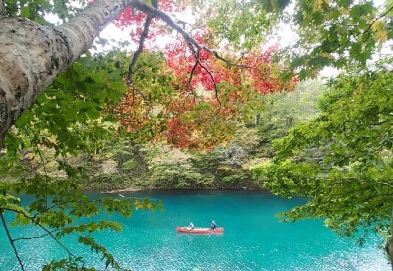 北海道千歳市の支笏湖