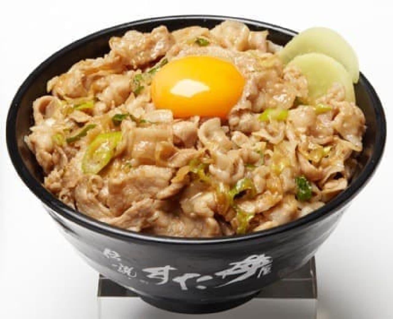 元祖スタ丼の店 国分寺店「すた丼」