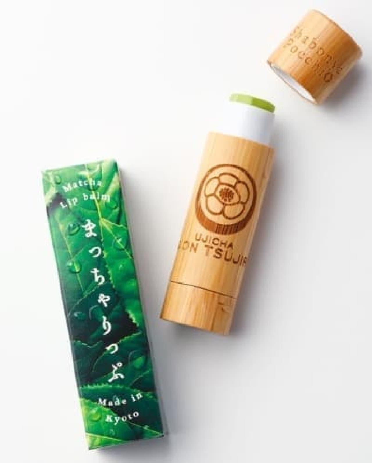 祇園辻利「抹茶りっぷくりーむ」
