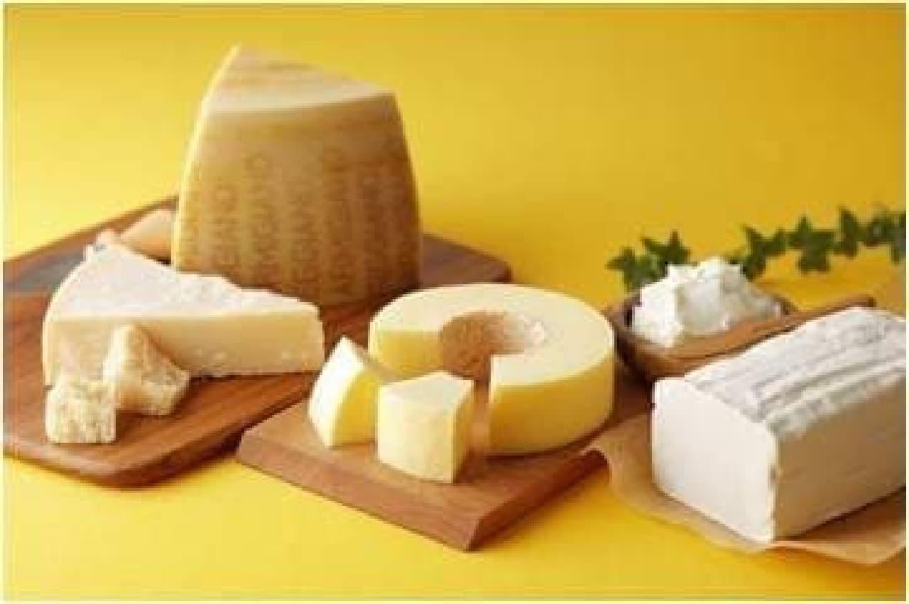 石屋製菓「味わいチーズバウム TSUMUGI」
