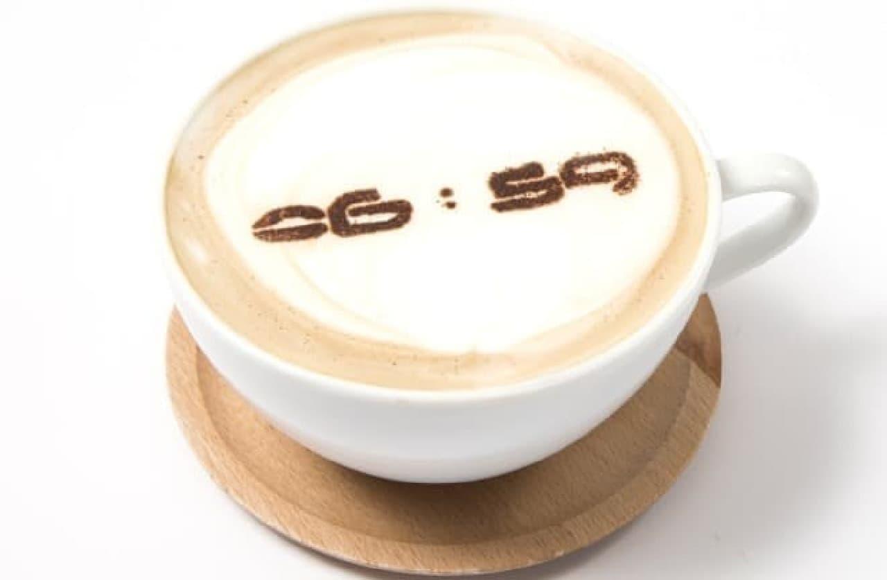 時をかける少女カフェ「真琴のタイムリープ・ラテ」