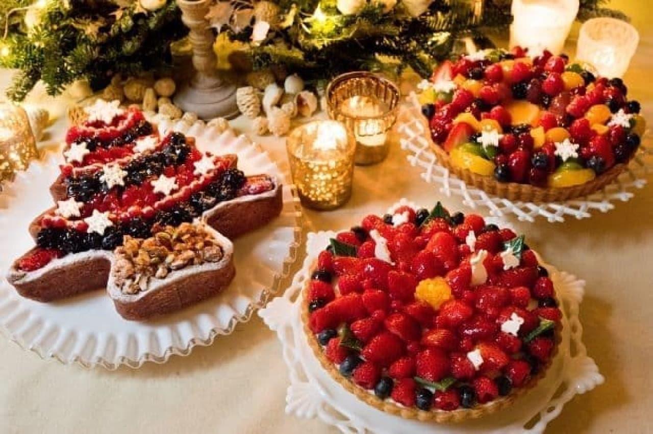 キルフェボン「クリスマスケーキ」2016