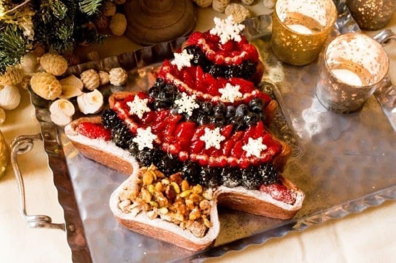 キルフェボン「~タルト プレミエ~クリスマスツリーのタルト」