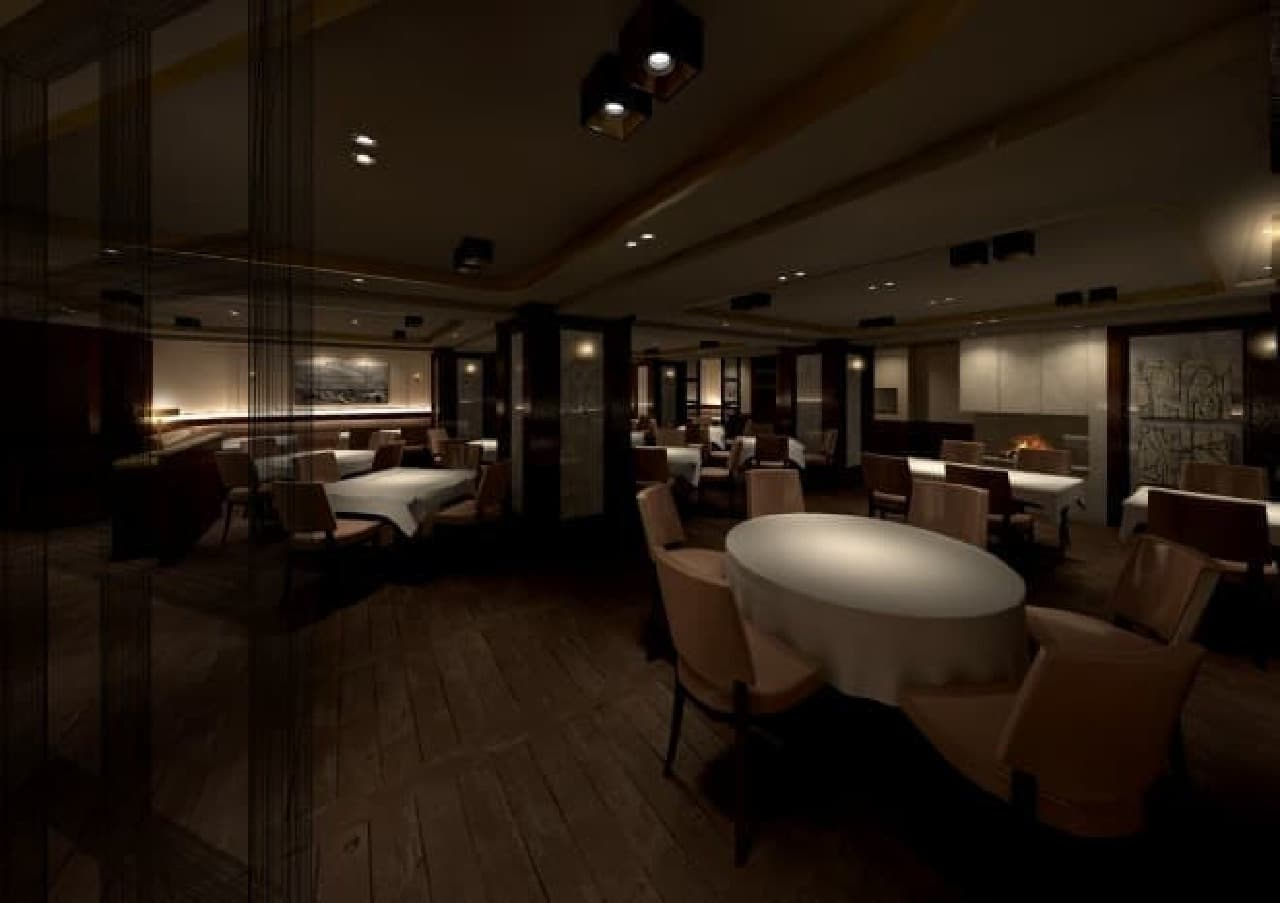 Bisteccheria INTORNO Steak&Bar Ginza Tokyo(ビステッケリア イントルノ