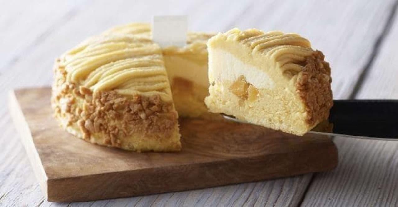 小樽洋菓子舗ルタオ「安納芋モンブラン~マリアージュ~」