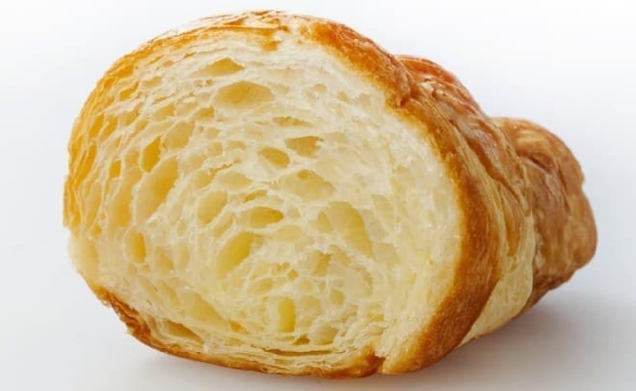 イトーヨーカドー「発酵バターの香り豊かなクロワッサン」