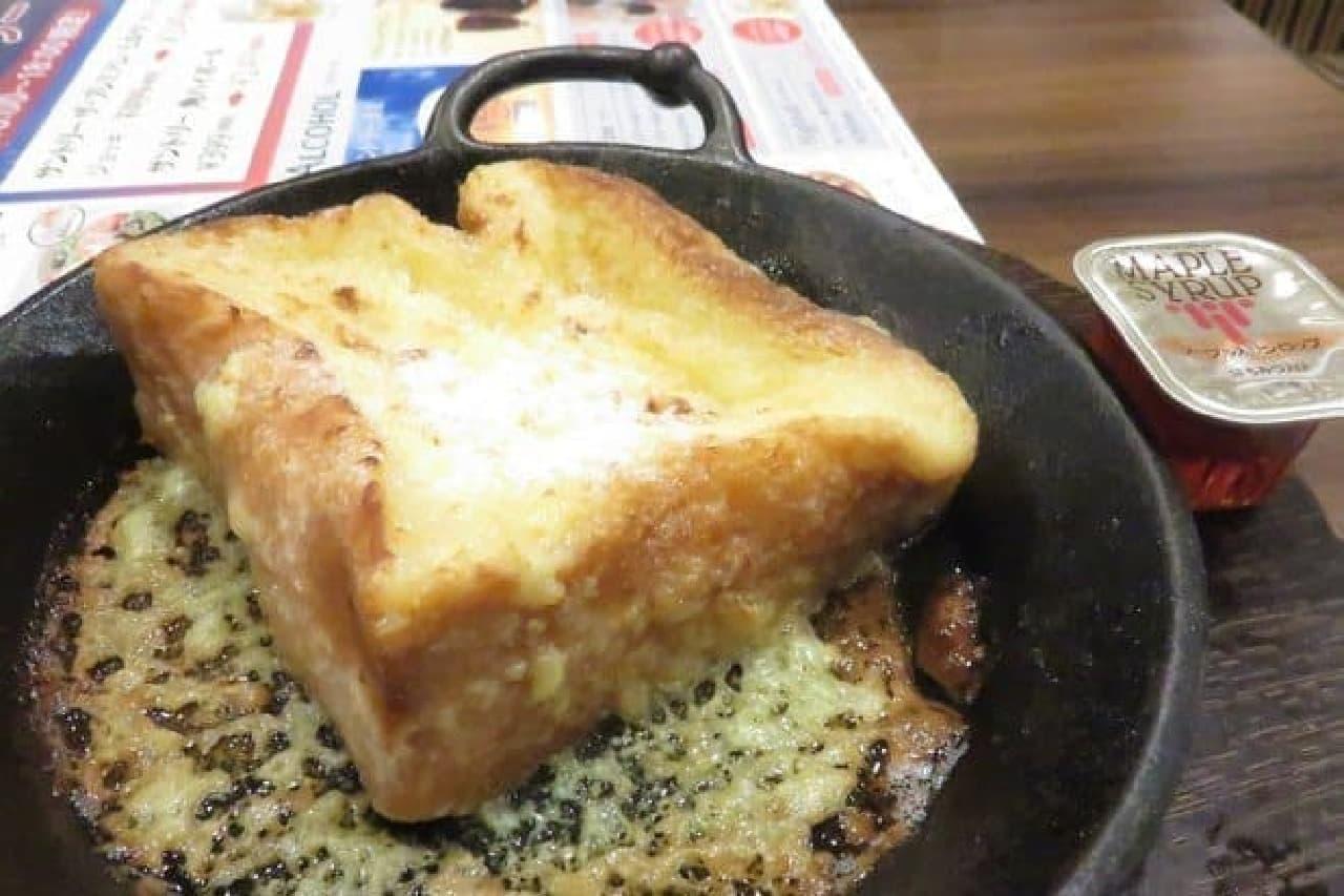 ジョナサン フレンチトースト
