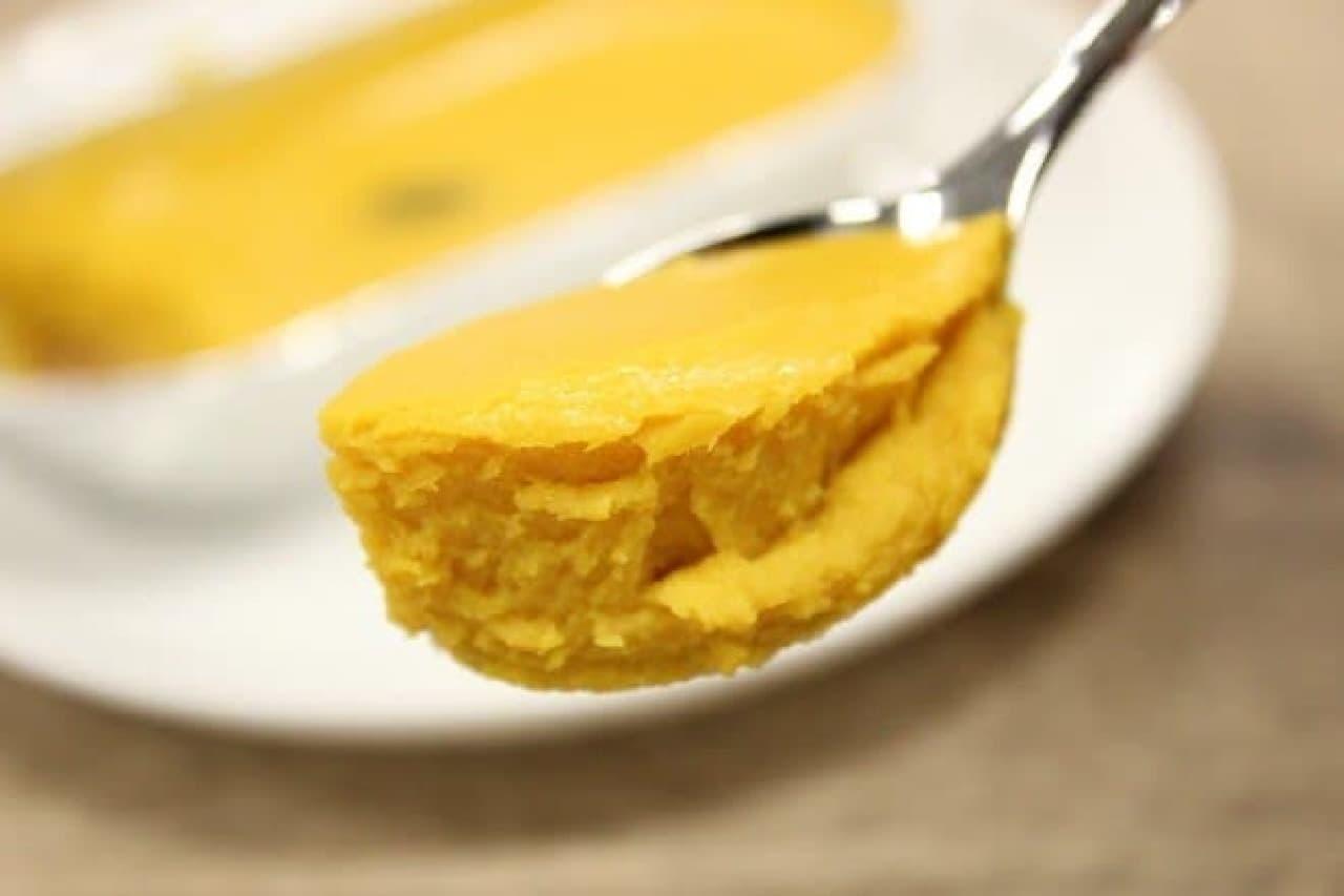 ファミマの「パンプキンベイクドケーキ」
