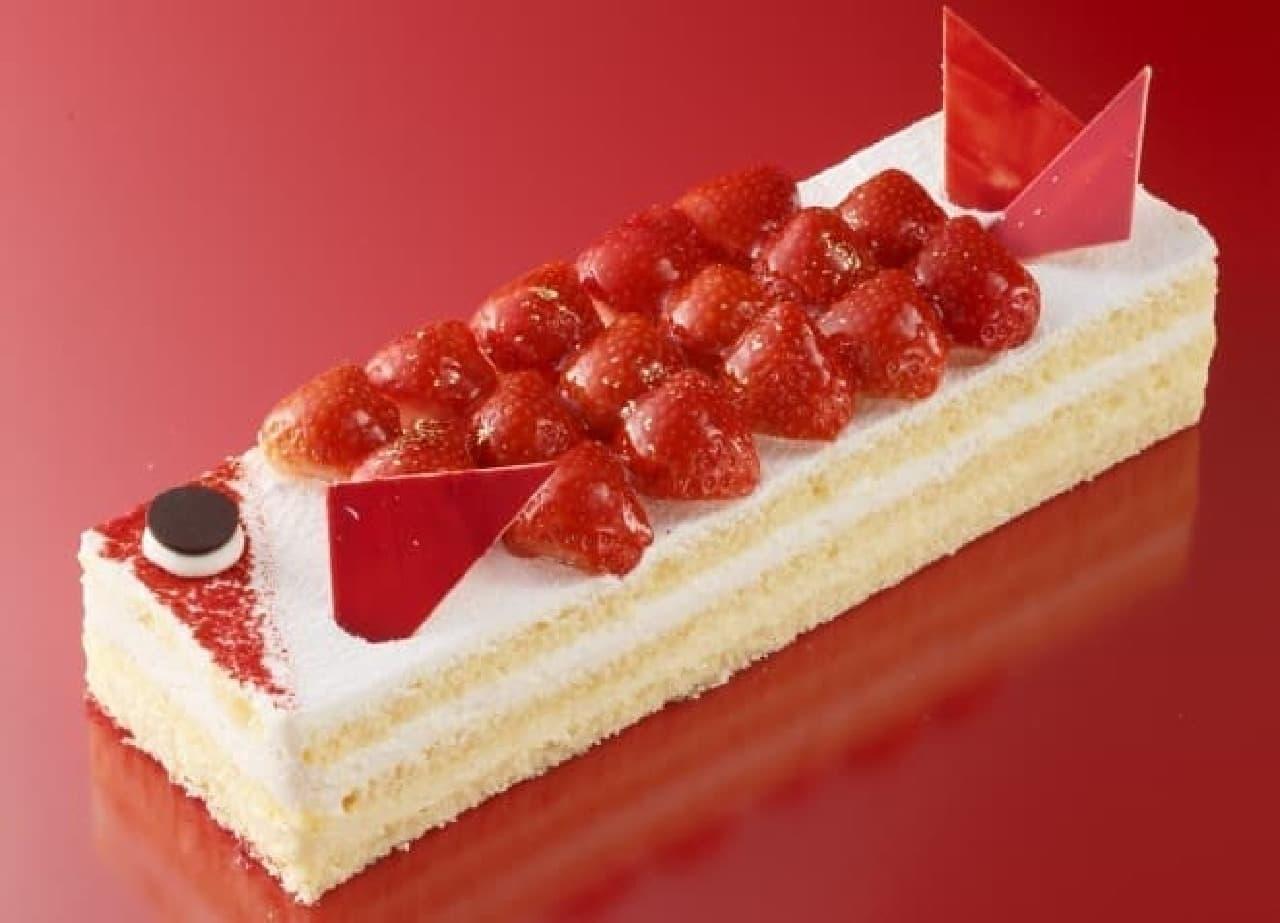 アンリ・シャルパティエ「真っ赤な鯉のケーキ」