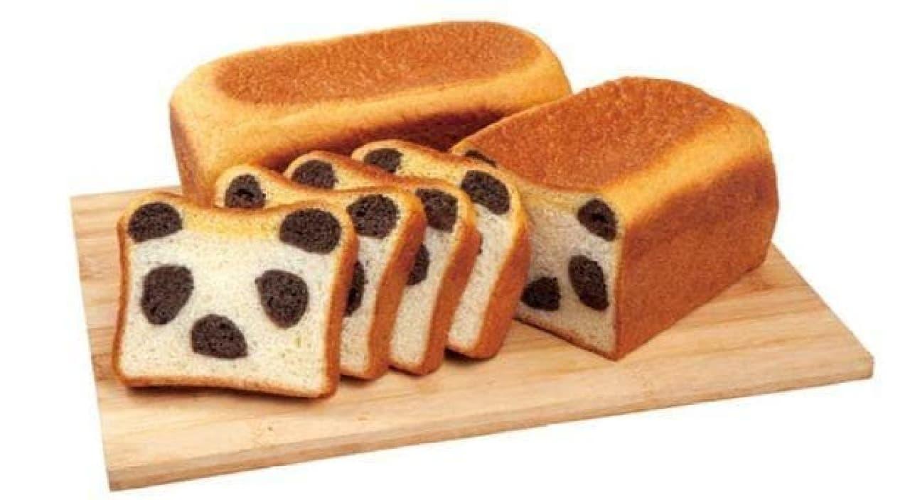 うえのの森のパンやさん「どこでもぱんだパン」