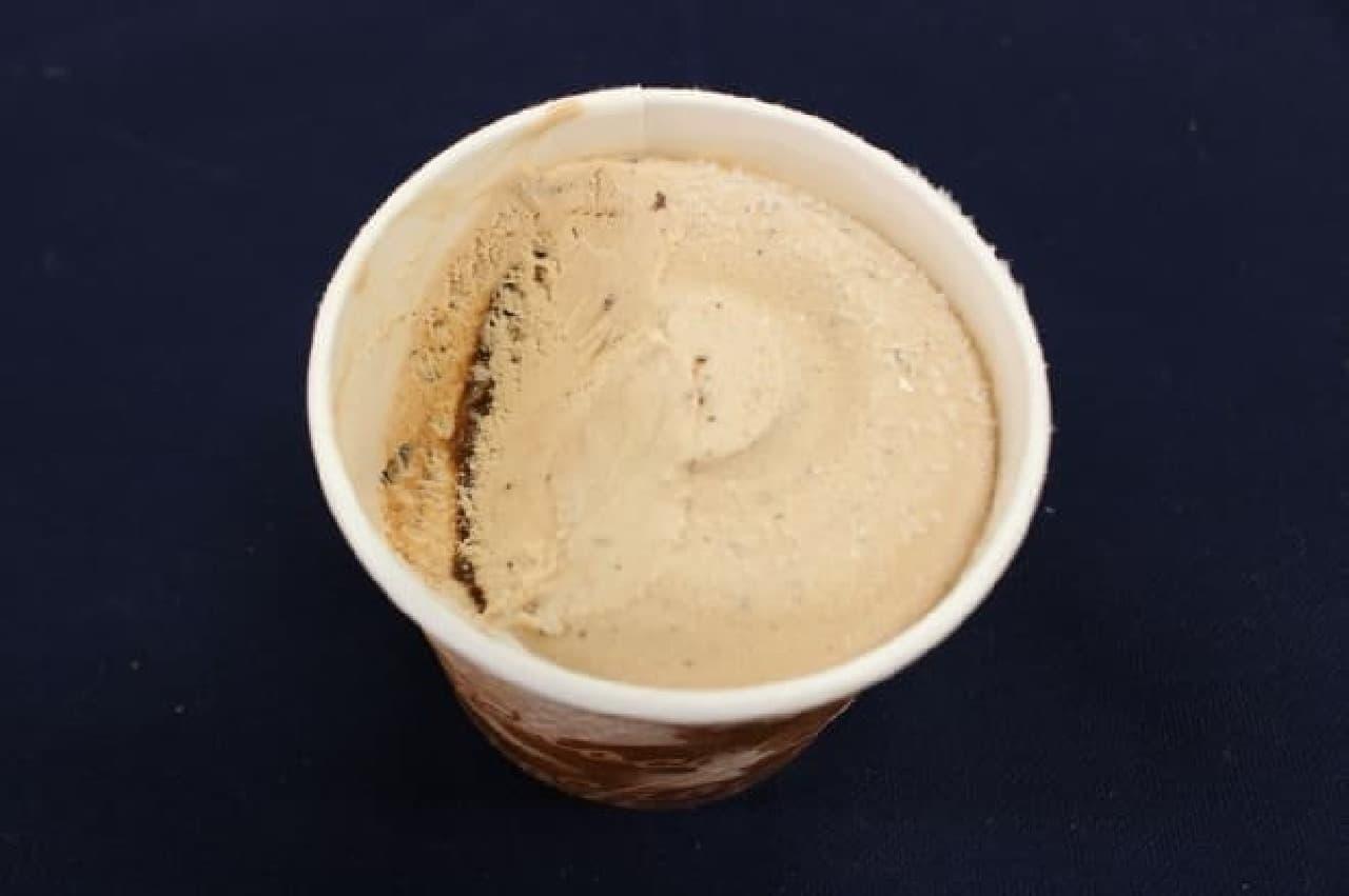 ゴディバカップアイス「ミルクチョコレート マロン」