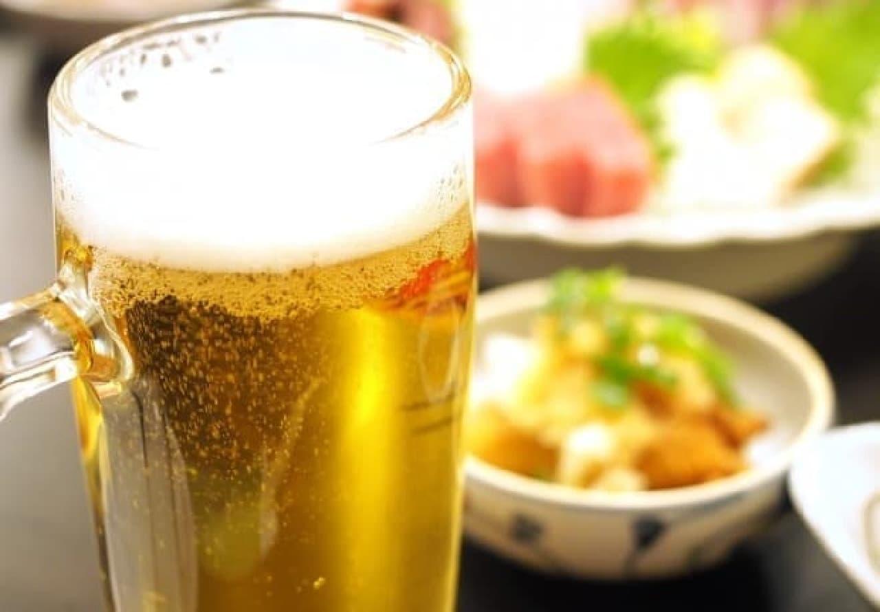 お酒を飲む頻度に関する調査レポート