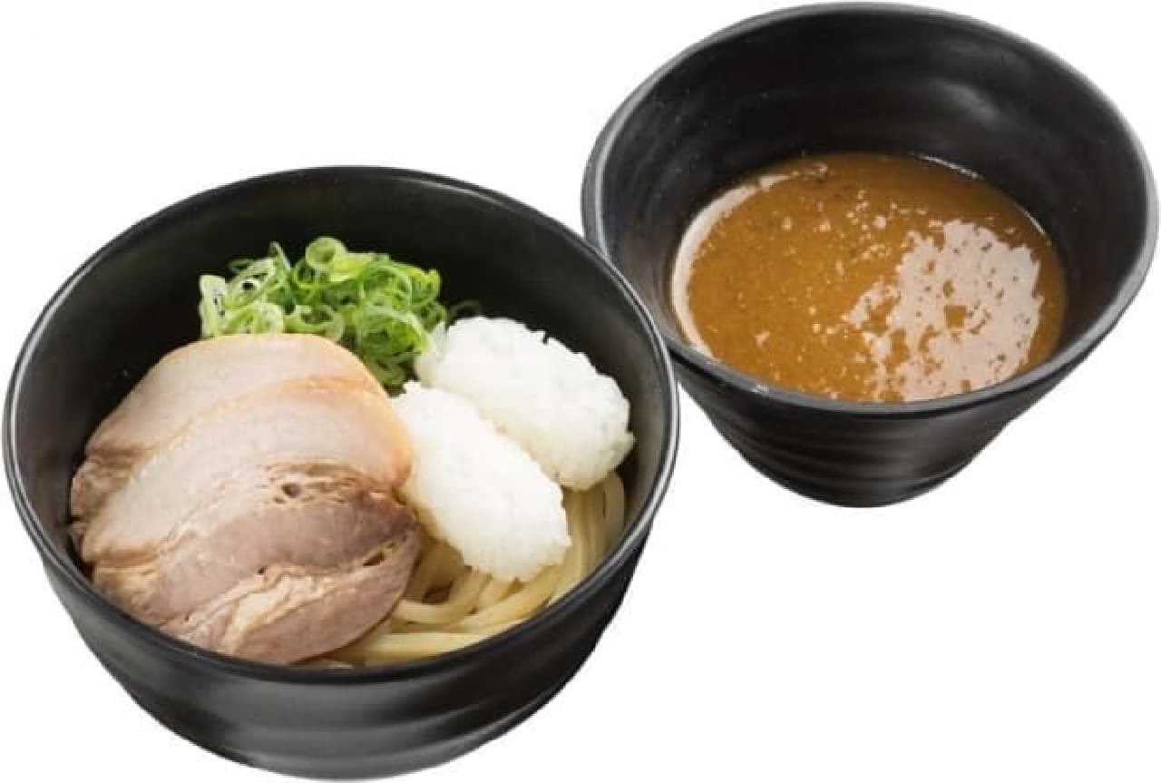 スシロー「鯖系カレーつけ麺」