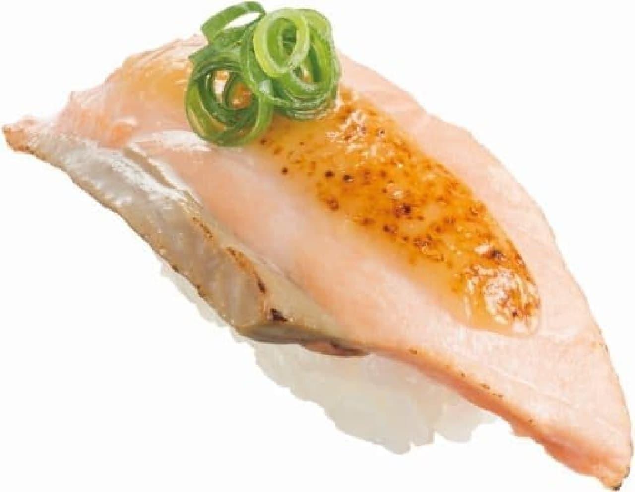 スシロー「天然秋鮭ちゃんちゃん焼き」
