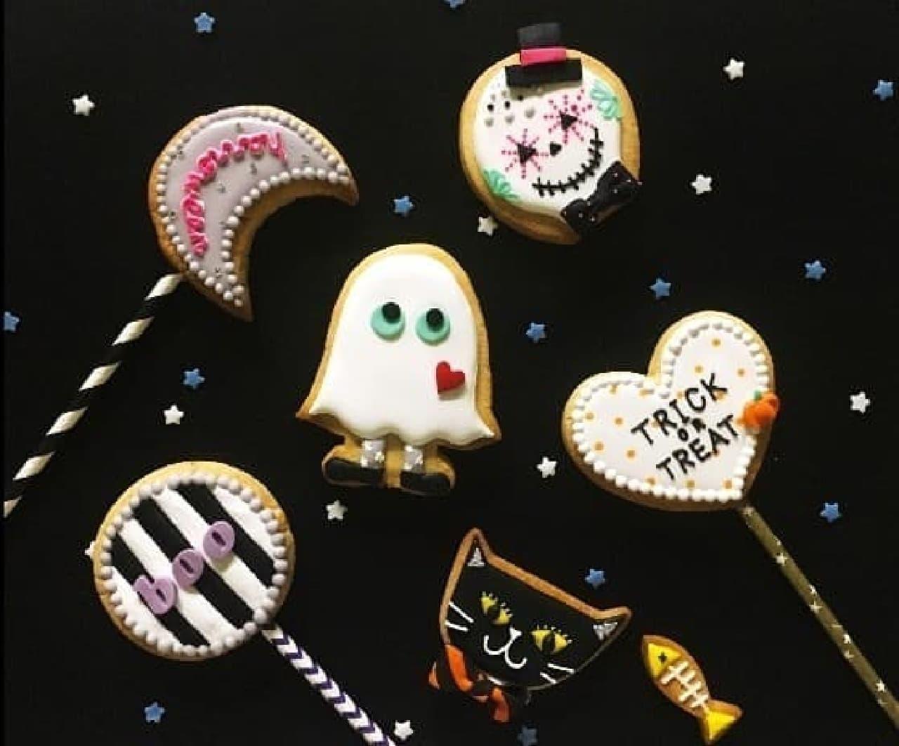 タンデコロリ「アイシングクッキー」