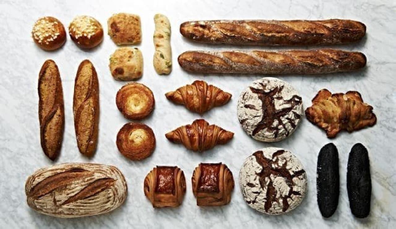 ゴントラン シェリエのパン