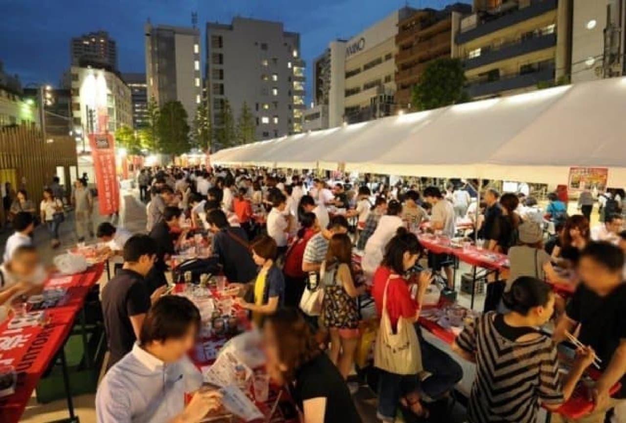 宇都宮餃子祭りin OSAKAイメージ