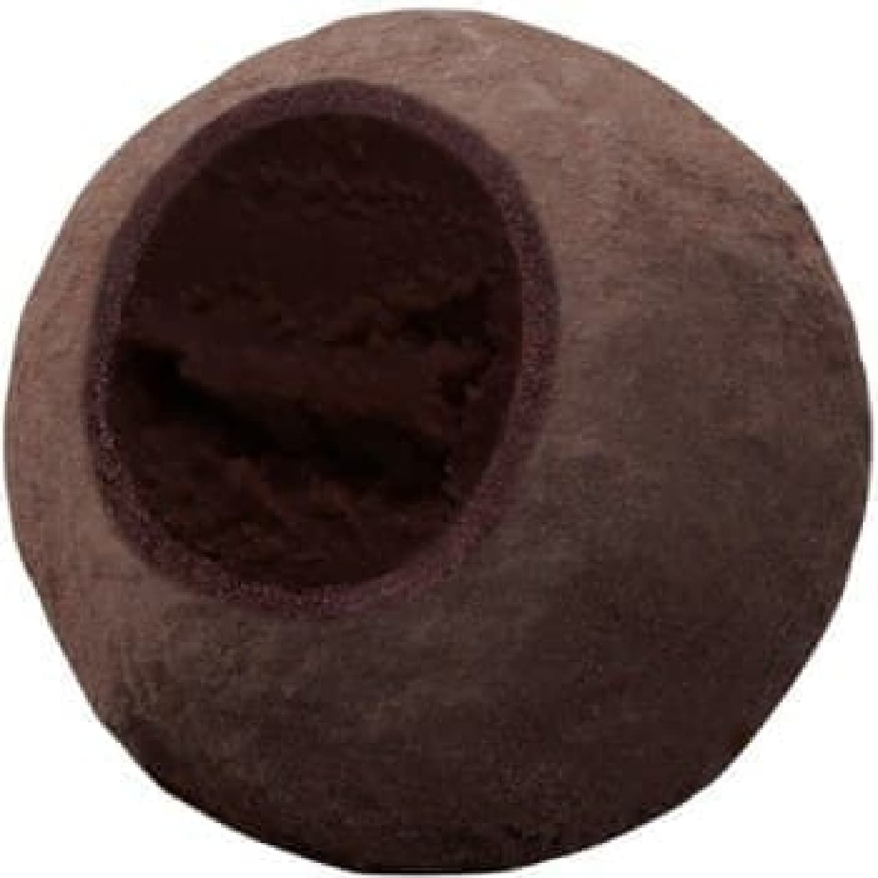 ブルボン「黒トリュフチョコレート」