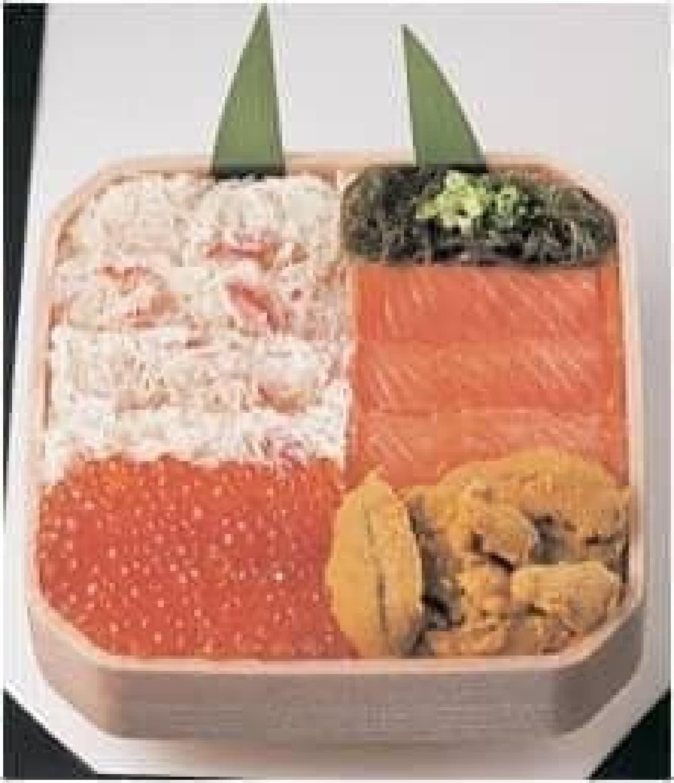 知床鮨「知床ピリカ鮨」