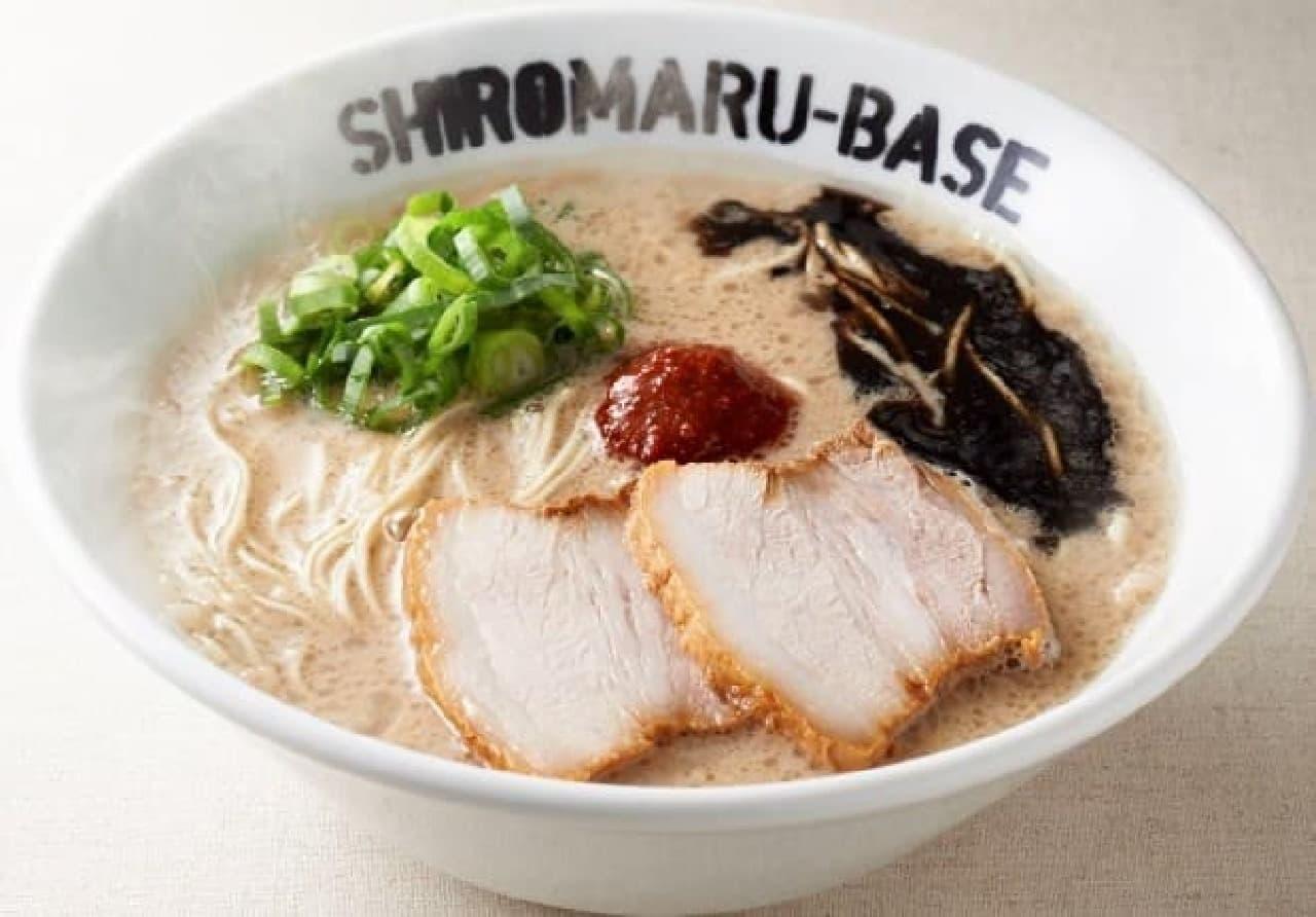 一風堂SHIROMARU BASE渋谷店「アカマルベース」