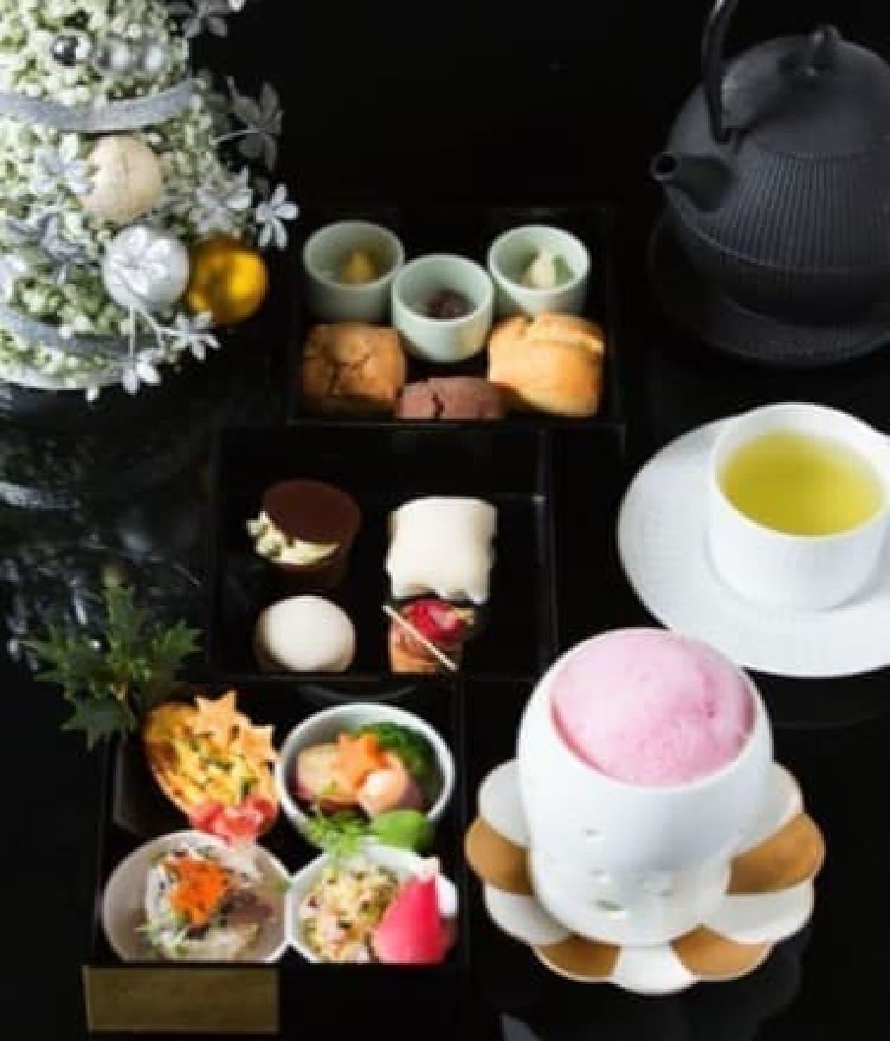 ホテルインターコンチネンタル東京ベイ「クリスマスアフタヌーンティー」