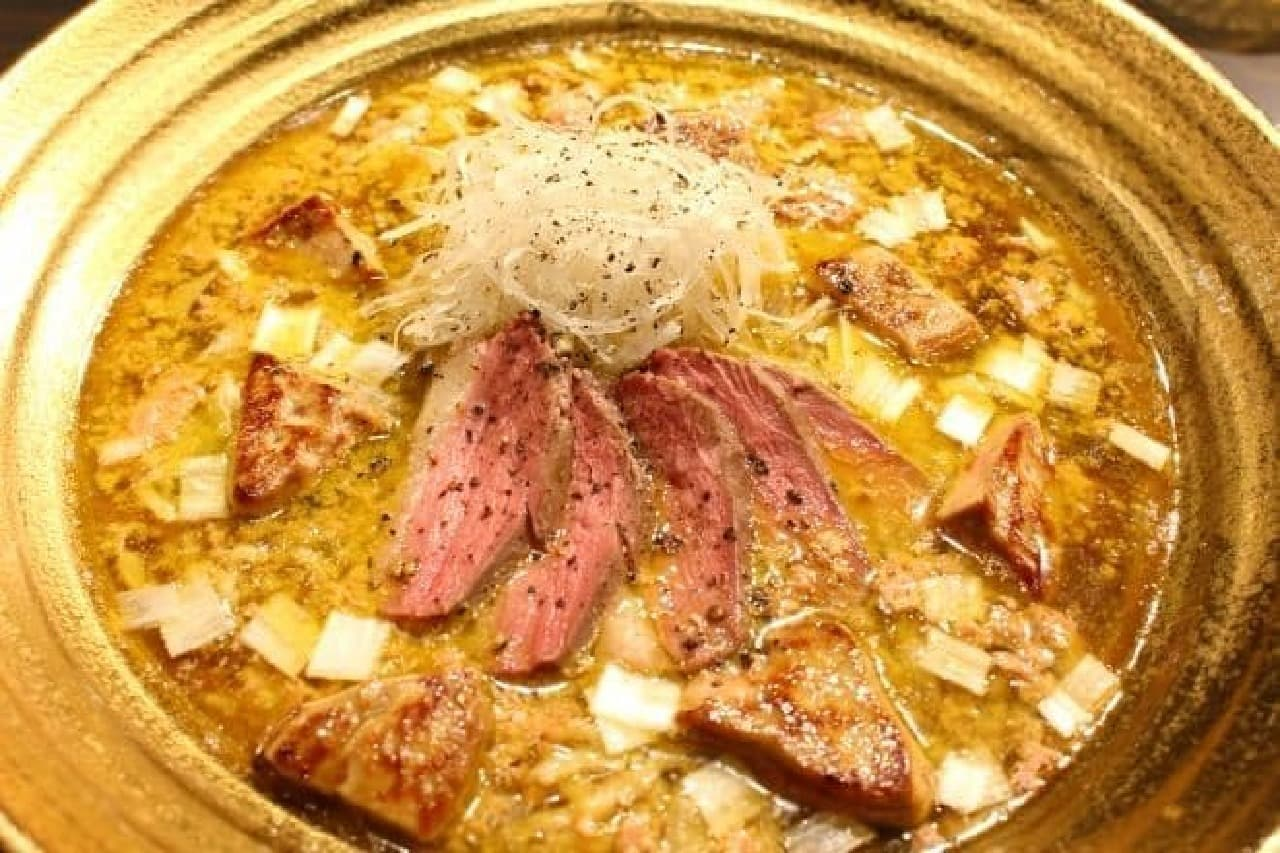 麺屋武蔵神山「フォアグら~麺」