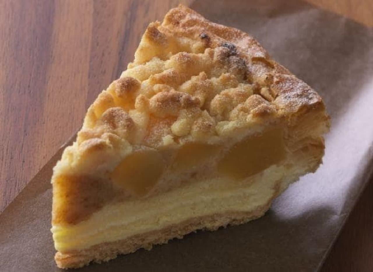 銀座コージーコーナー「アップルチーズパイ」