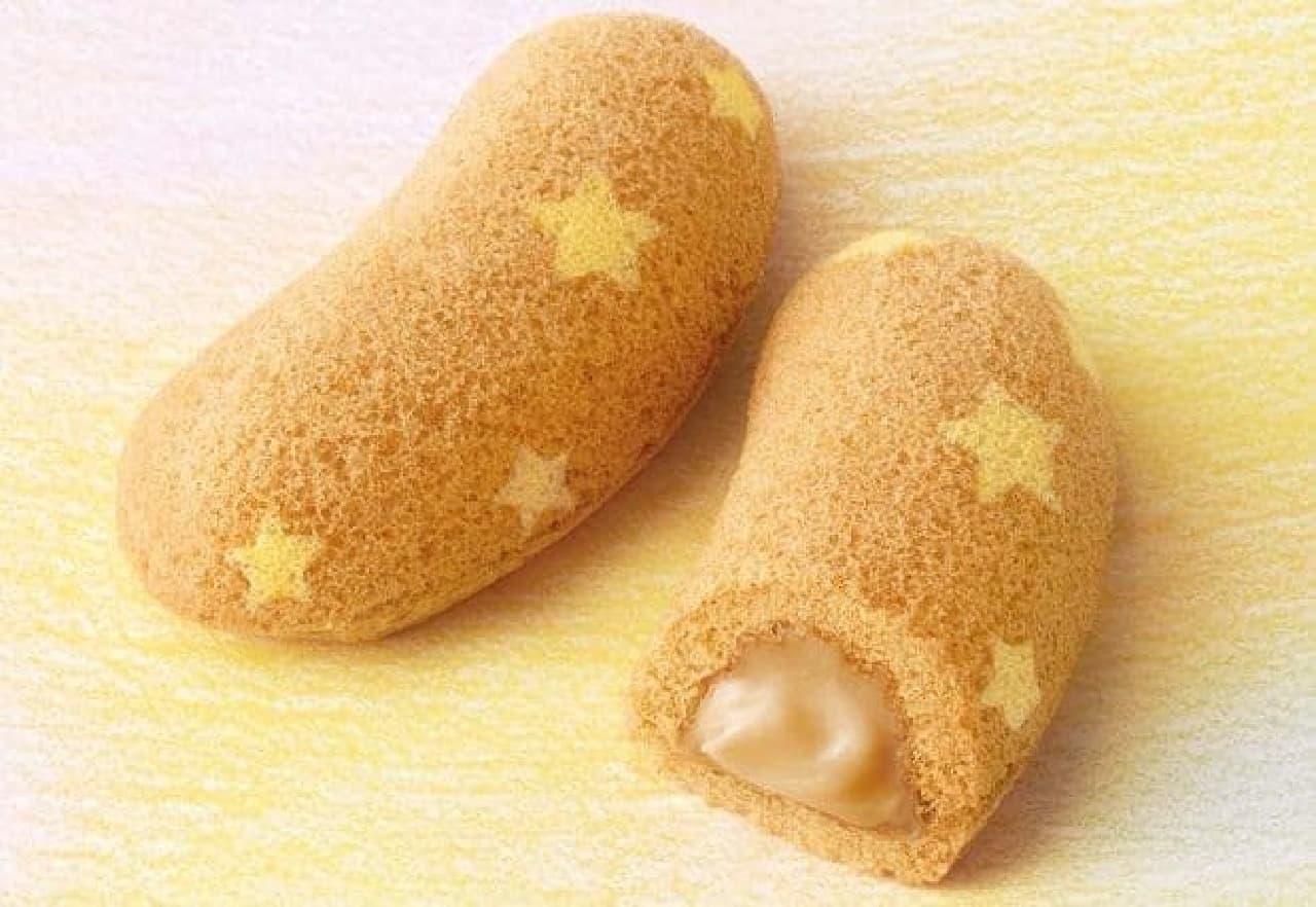グレープストーン「東京ばな奈きら星『見ぃつけたっ』アーモンドミルク味」