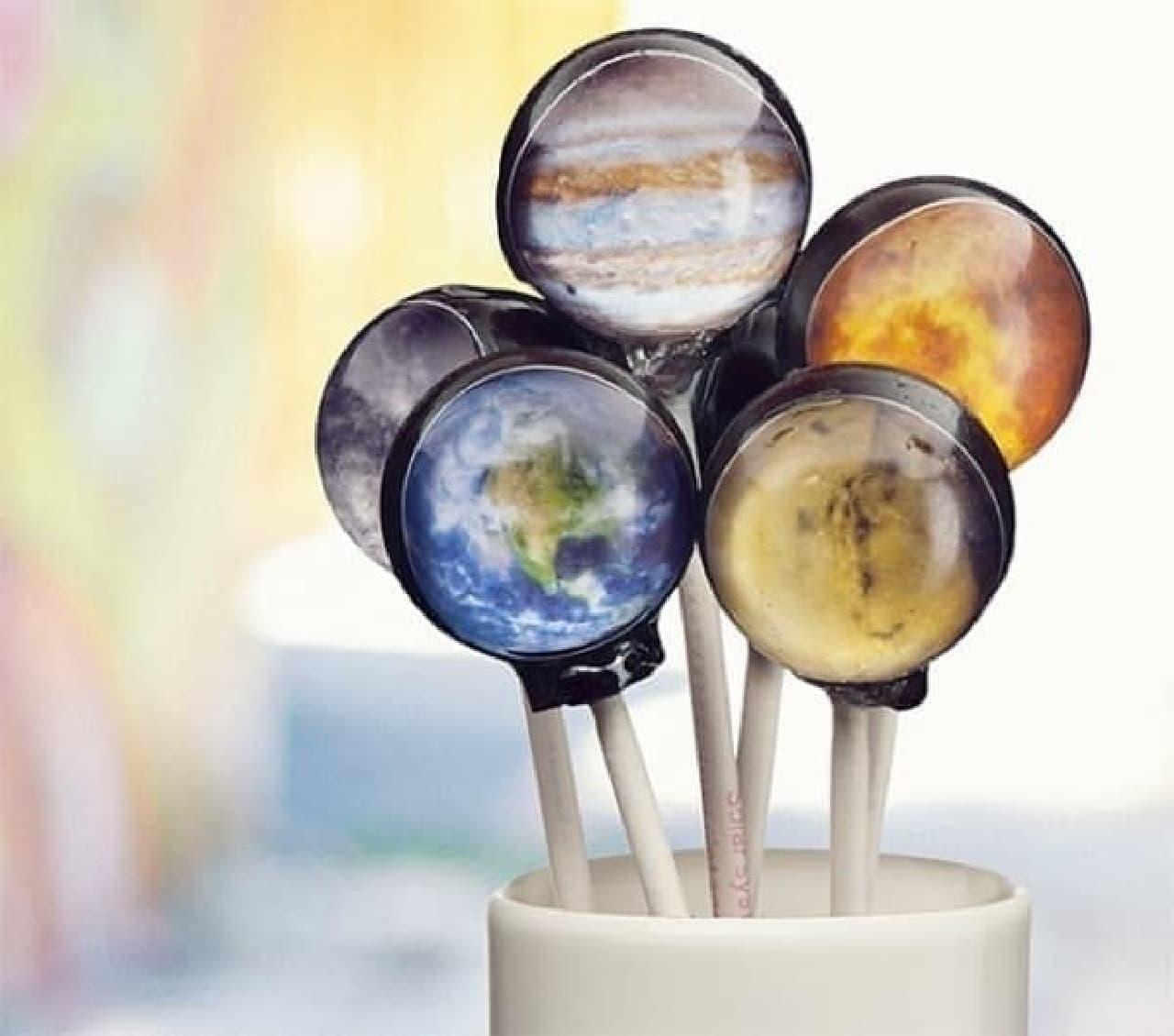 Vintage Confections 宇宙キャンディー