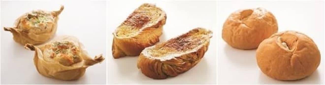 大丸東京店「冬のパン屋大賞」