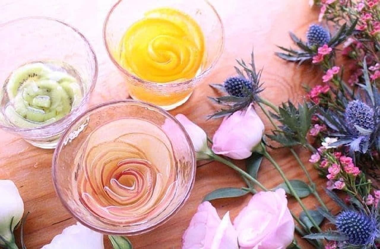 シュガーマーケット「花咲く梅酒カクテル」