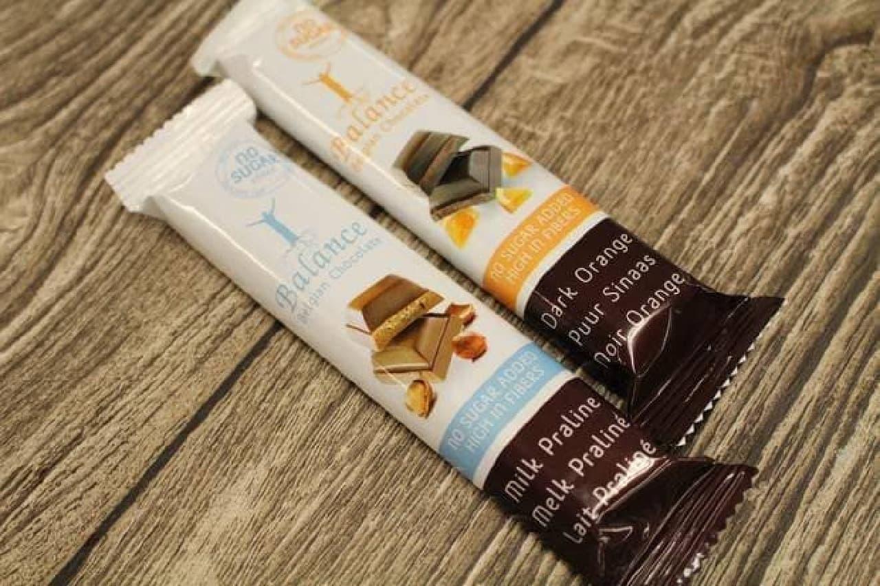成城石井 輸入チョコレート 2016 バランス