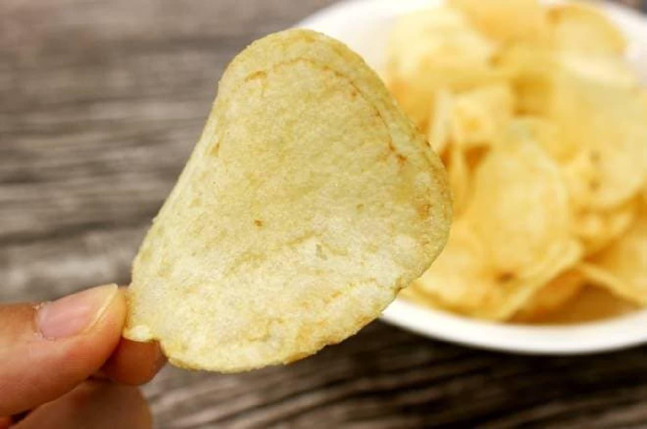 カルビー「ポテトチップス モンブラン味」