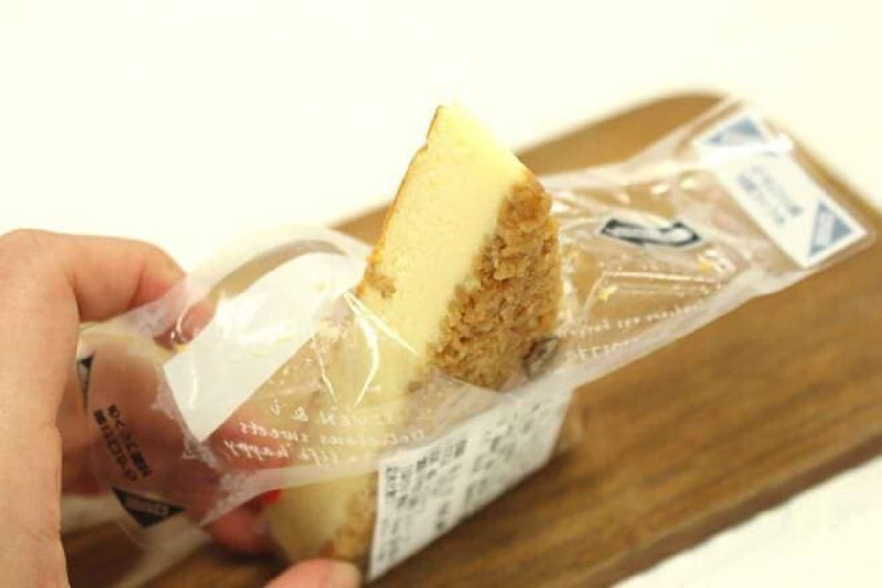 セブンの「ニューヨークチーズケーキ」