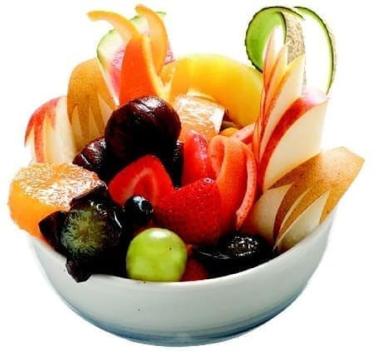 果実園「果実の園でつくるDON」