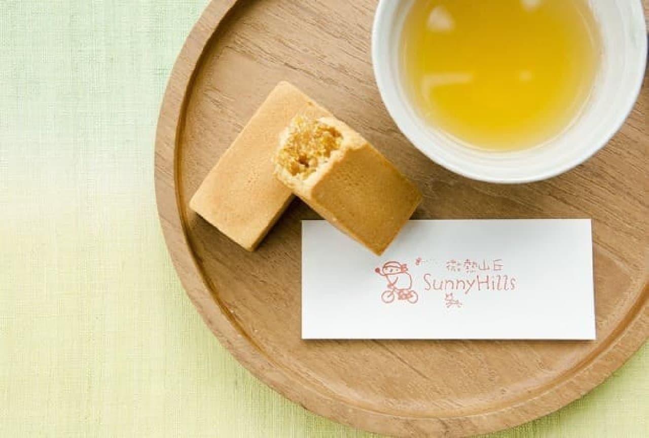 SunnyHills「パイナップルケーキ」