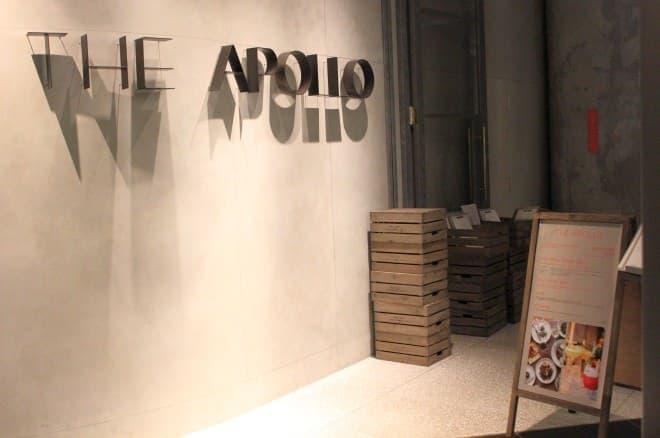 モダン・ギリシャ料理レストラン THE APOLLO